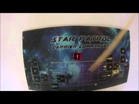 Carrier Commander Playthrough