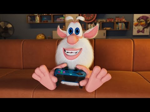 ᴴᴰ BOOBA 🎮 VIDEO GAME: ICE CREAM FACTORY 🕹️ FUNNY CARTOON FOR KIDS