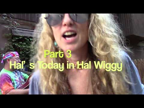 American Naturalist: Hal Wiggans Parody