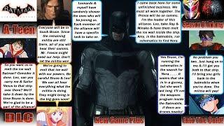 Batman Arkham Knight New Game Plus DLC (Into The Cold!)