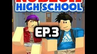 The Psycho Gamer plays//ROBLOX High School trying to get a date EP.3