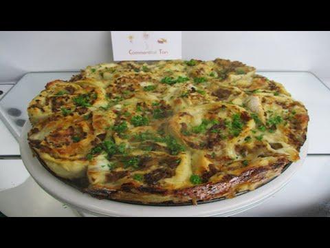pizza-roulé-à-la-bolognaise-et-mozzarella---pizza-réinventé-par-commentfait-ton