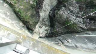 Goldeneye bungee jump - Verzasca, Switzerland