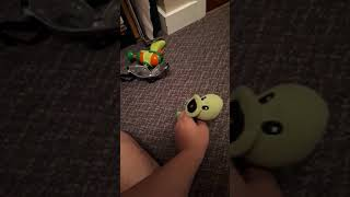 Nerf guns vs Splatoon gun toys