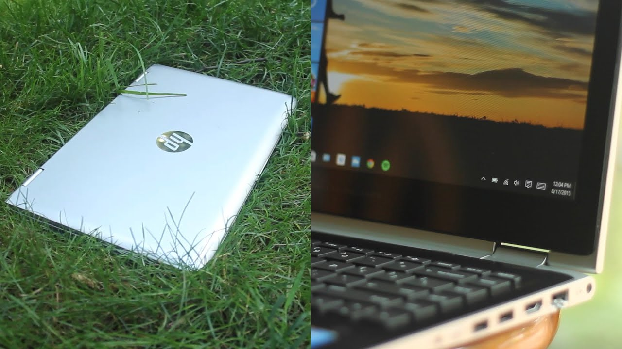 Hp pavilion x360 review 2015 youtube
