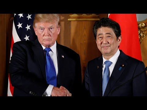 🔴WATCH LIVE: President Trump Hosts Joint Presser w/ PM of Japan