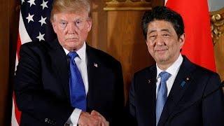 🔴WATCH: President Trump Hosts Joint Presser w/ PM of Japan