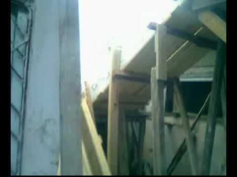 Como hacer escalera de hormigon paso a paso 2 parte youtube for Construir escalera de hormigon