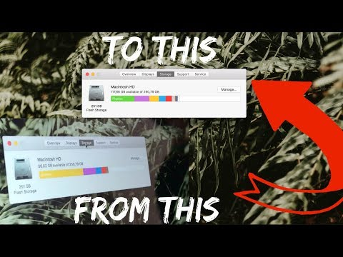 How To Clear Mac System Storage 2018 | iStore Way