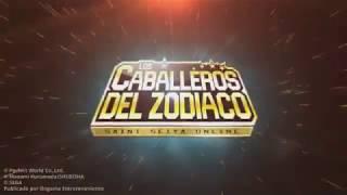 Los Caballeros del Zodiaco - Saint Seiya Online [Trailer]