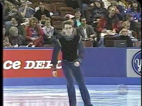 Profile on Michael Weiss - 1998 United States Figure Skating Championships, Men