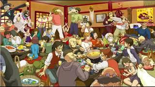 지브리 오케스트라 OST+25주년 부도칸(박수소리 삭제)+피아노곡 모음 6시간 40분, 공부할때,잠잘때,휴식할때 음악,ASMR, Ghibli Orchestra Collection