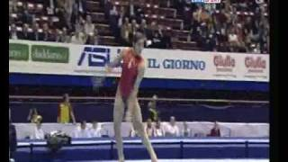 2009 European Gymnastics Championships AA Part 3