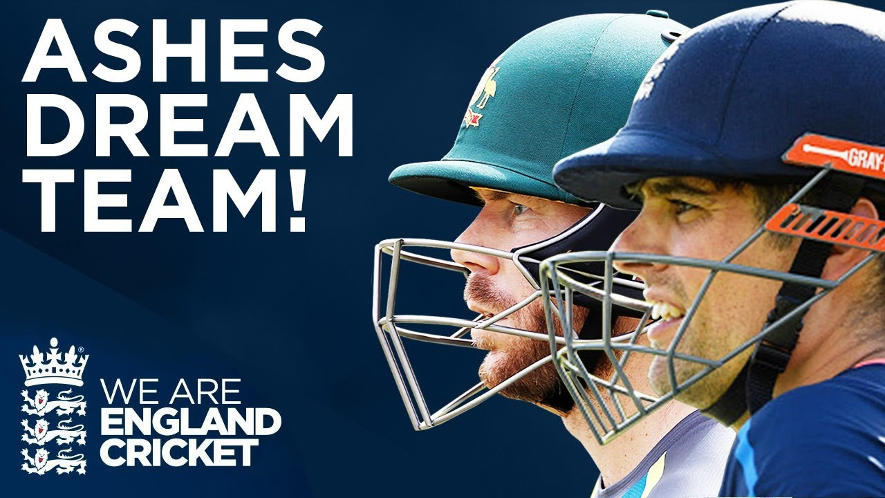 Alastair Cook vs David Warner | Who Will YOU Pick? | Ashes Dream Team