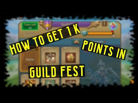 Lord's Mobile: How To Get 1k Points In Guild Fest!