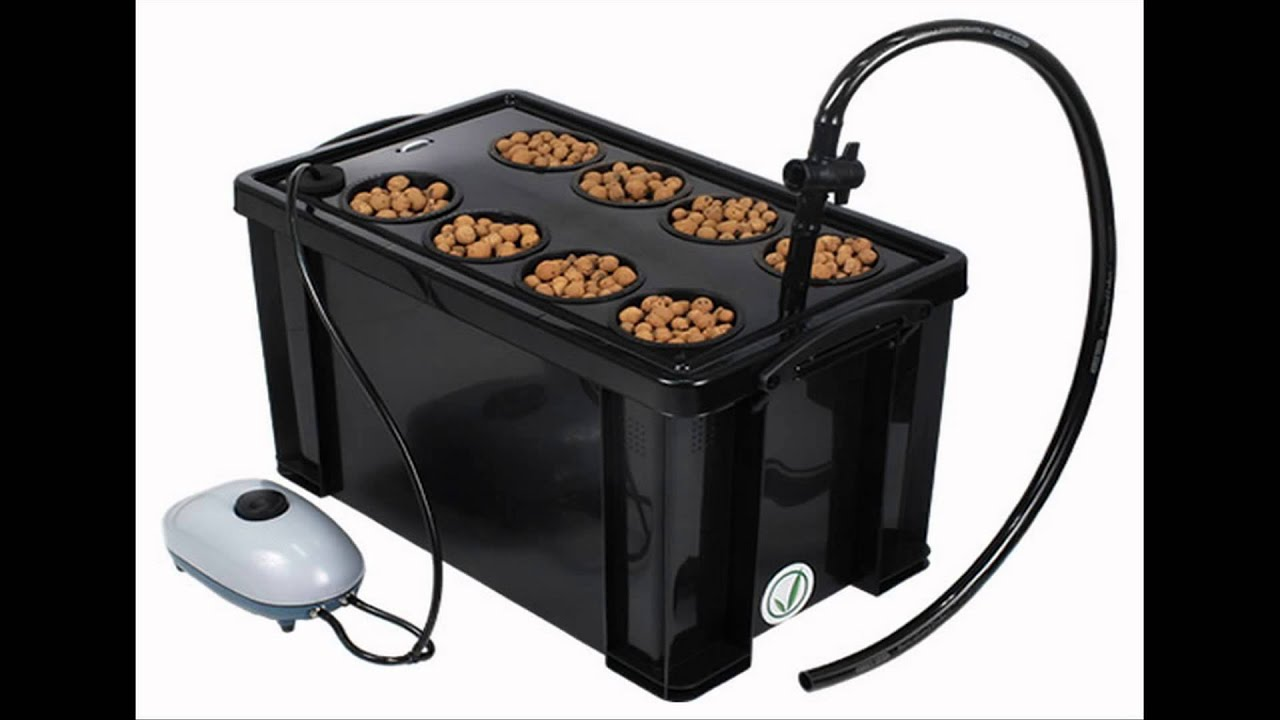 Best hydroponic indoor growing systems for sale youtube for Indoor gardening machine