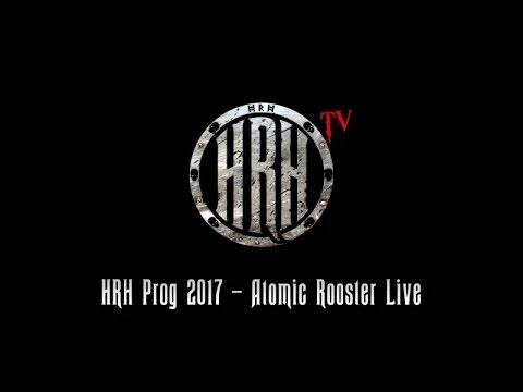 HRH TV - Atomic Rooster Live @ HRH Prog V