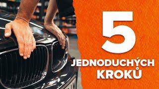 Vyměnit Olejovy filtr na VW Caddy 3 - video tipy zdarma