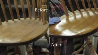 How Do I Restore Wooden Furniture? : Furniture Repair & Refinishing