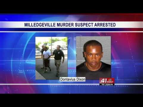 Milledgeville ga shootings