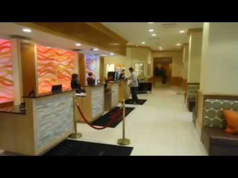 Anchorage Marriott Downtown Hotel - Luxury Accommodations in Alaska!