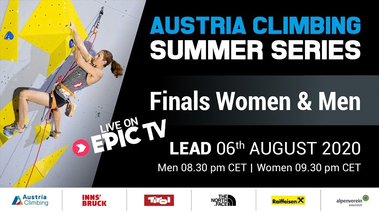Austria Climbing Summer Series LEAD #2 | Women's And Men's Finals