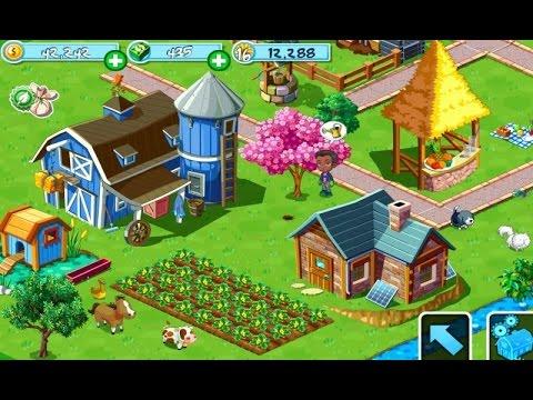 Ferme dessin anim dessin anim maison de ferme animaux ferme dessin anim youtube - Dessin d une ferme ...