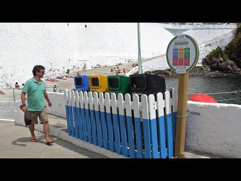 Reciclar na praia - Terceira Dimensão 911