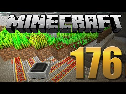 Farm de Trigo 100% Automática - Minecraft Em busca da casa automática #176.