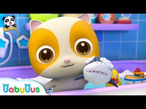 Baby Bath Song | BabyBus Nursery Rhymes & Kids Songs