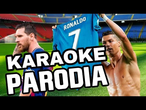 ¡Karaoke! Canción Barcelona 1 vs Real Madrid 3 (Gyal you party animal)