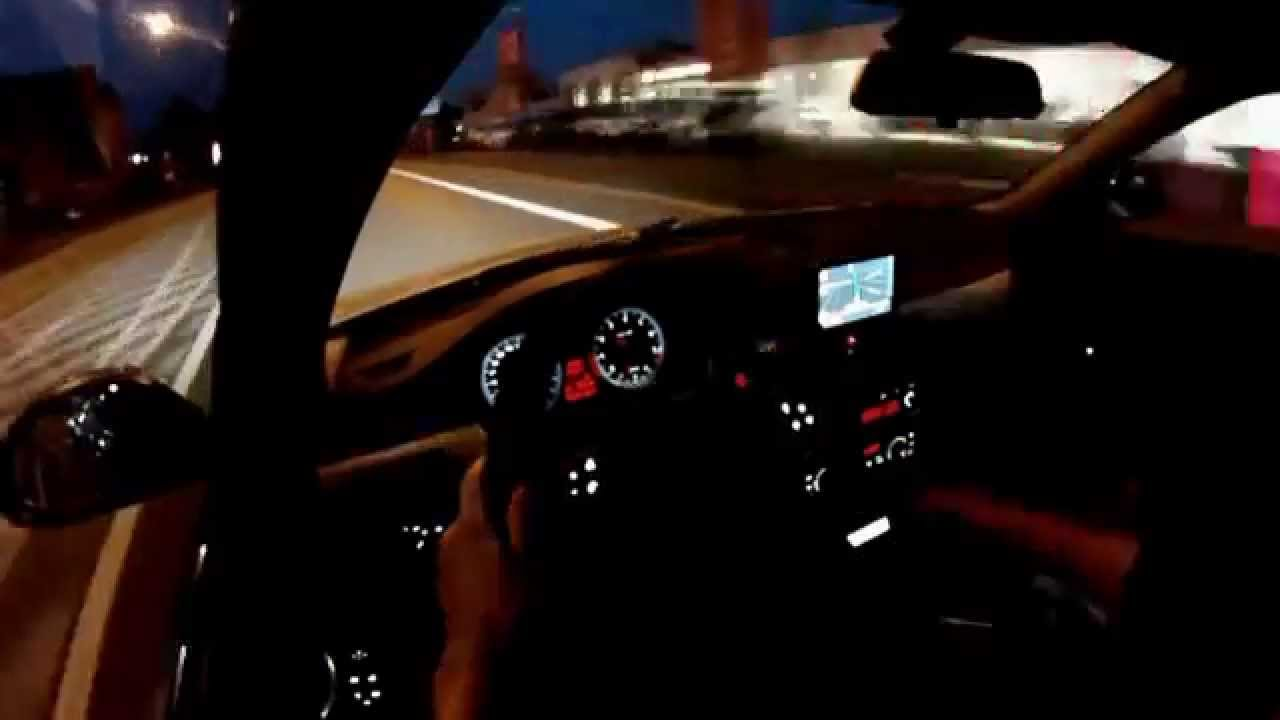 Bmw E90 Onboard Night White Interior Lights Umbau Wei 223 E