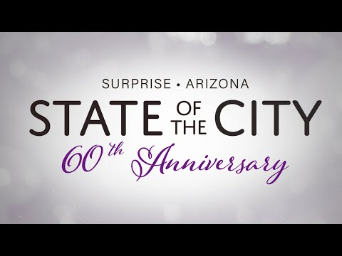 2020 City of Surprise State of the City video thumbnail