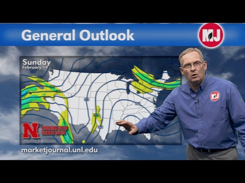 February 17, 2017 Weekly Weather Forecast