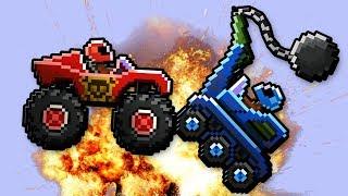 БОЕВЫЕ МАШИНКИ DRIVE AHEAD #1 Игровой мультик про машины для детей битва тачек