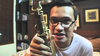 Belajar Saxophone Itu Mudah! (Q&A + Setup) #4