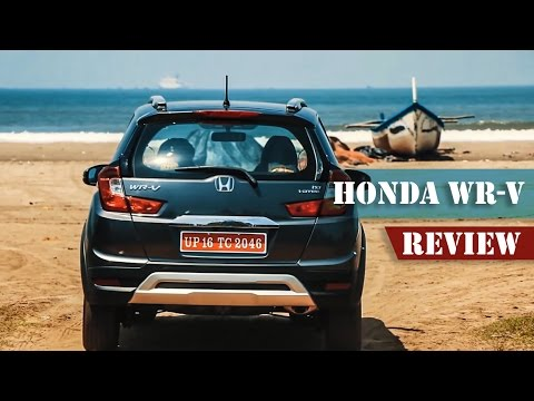 Honda Wrv Review In Hindi Wr V First Drive Icn Studio Youtube