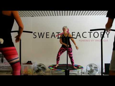 Outtakes I Training PowerJumping I FitnessExpo Basel 17