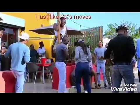 Uzalo GC's dance moves by sphethu