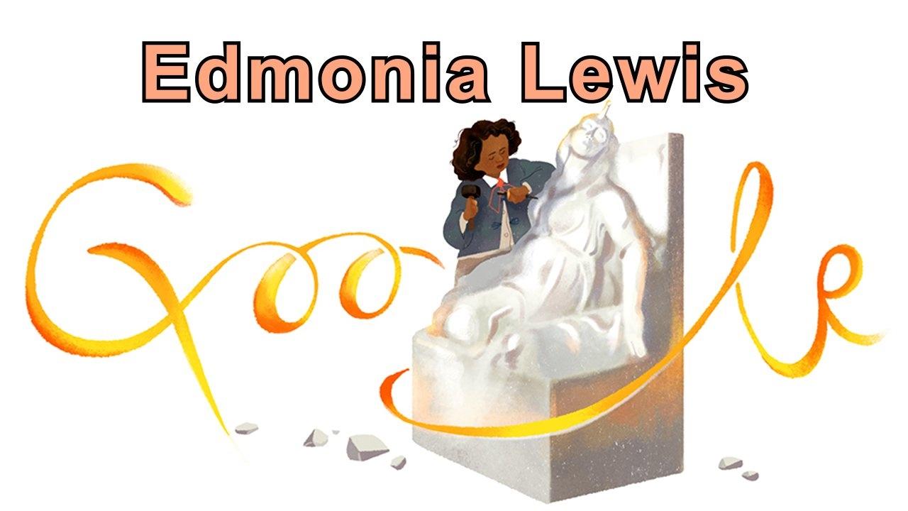 Edmonia Lewis (Google Doodle)