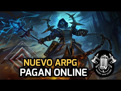 PAGAN ONLINE - NUEVO ARPG! Primeras Impresiones, Review y Gameplay. Club Might & Glory en español