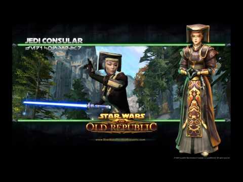 Star Wars the Old Republic Soundtrack - 10 Peace, the Jedi Consular