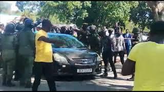 UPND and Kambwili in Ndola