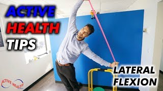Dr. Jason - #ActiveHealthTips - DO THIS FOR SHOULDER AND LOWER BACK MOBILITY