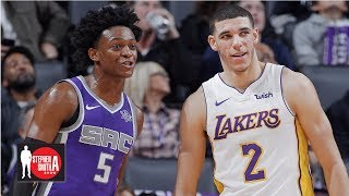 Lonzo Ball is no De'Aaron Fox – Stephen A. | Stephen A. Smith Show