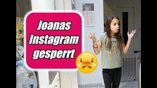 Joanas Instagram gesperrt - Tablet für Kinder - Familien Alltag - Vlog#1059 Rosislife