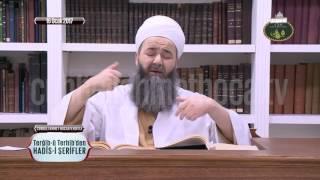 Cübbeli Ahmet Hoca ile Hadis-i Şerifler 40. Bölüm 16 Ocak 2017