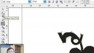 Tracing Clipart With Corel Draw