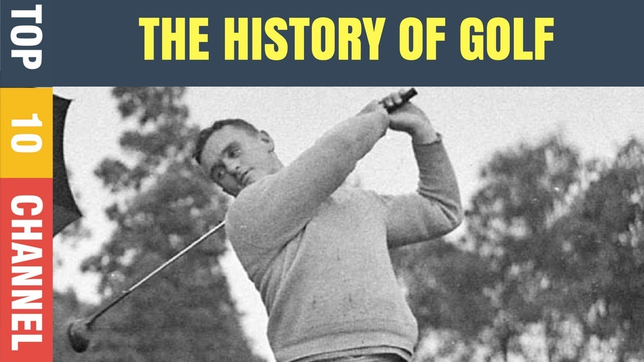 an overview of the history of golf in america A 'forgotten history' of how the us government segregated america author richard rothstein says the housing programs begun under the new deal were tantamount to a state-sponsored system of.