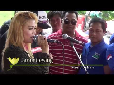 Jaran Goyang - Mona Ochan - Mega Arwana (Mas Malik) Live Nganjuk 2016